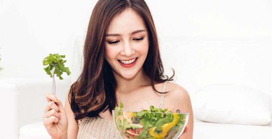Питание и диета при молочнице у женщин